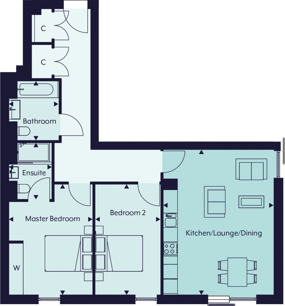 Plot Floor Plan